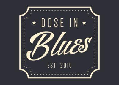 LOGO_DOSE_IN_BLUES_BANDA